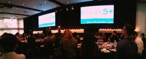MFA 5+ Talking Business